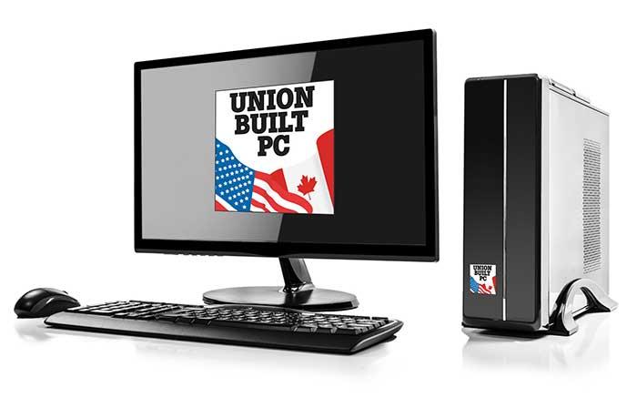 Union Built Desktop PC